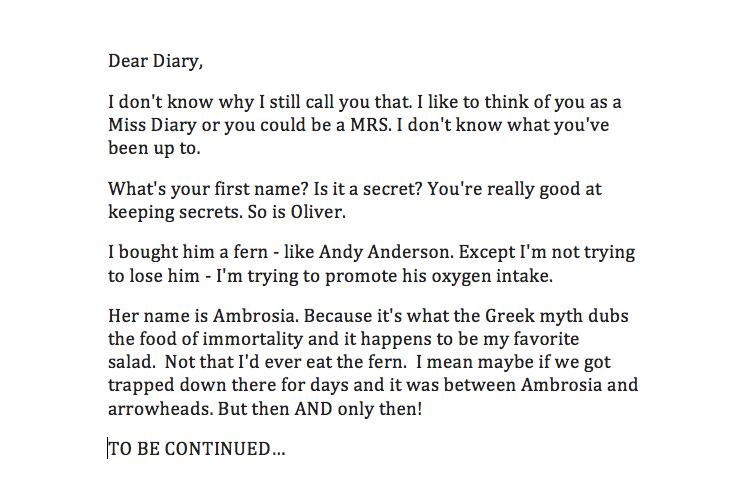 Felicity S Diary Arrow Dear Diary Keeping Secrets Olicity