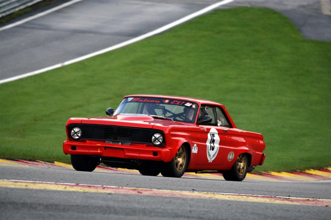 1964 Ford Falcon Sprint Thunder Saloon Maquinas Pinterest