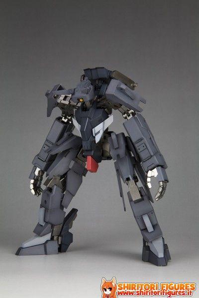 RE 1//100 Scale Kit Kotobukiya FA102 Frame Arms NSG-12 Alpha Kobold