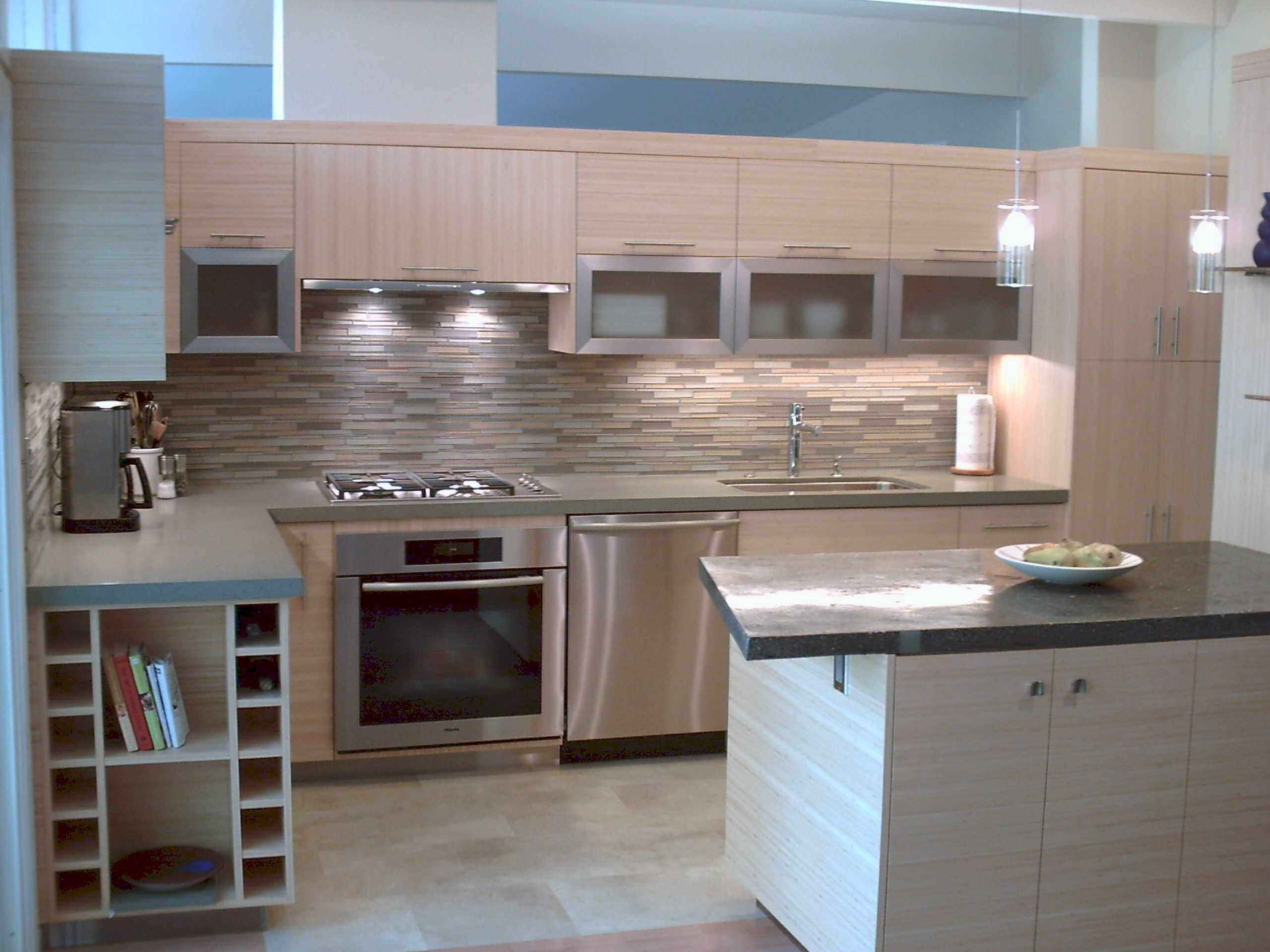 Beautiful Mid Century Modern Kitchen Remodel
