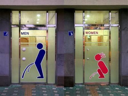 20 Creative And Funny Toilet Signs