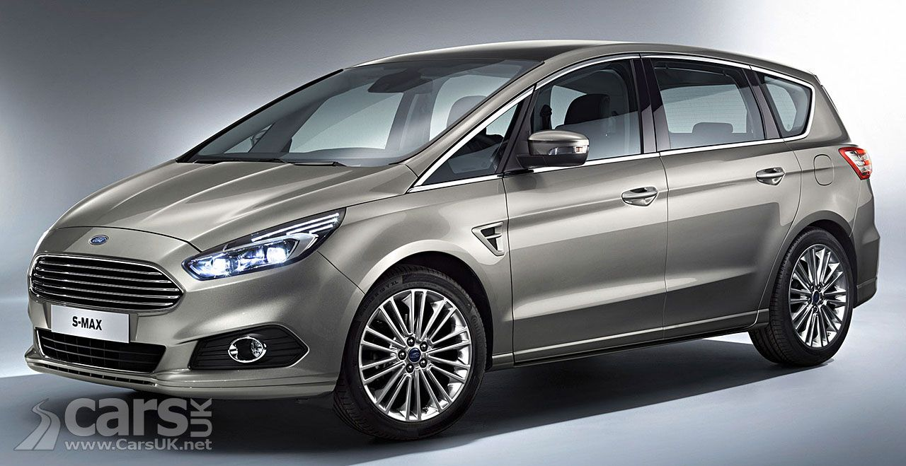 The second generation ford s max people mover has been revealed ahead of the seven seat mini van s public debut at the 2014 paris motor show in october