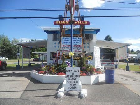 Richwines Burgerville In Polson Montana History Montana Photographer