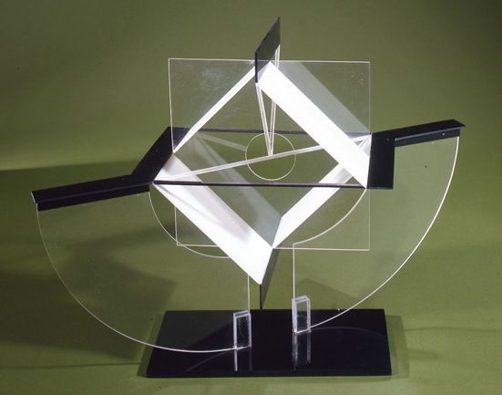 Naum Gabo: Construction in Space with Balance on Two Points ...