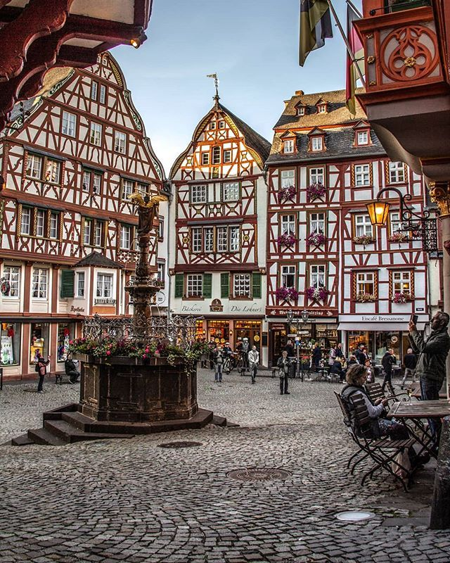 8 Fairy Tale Towns In Germany You Have To Visit - TheFab20s