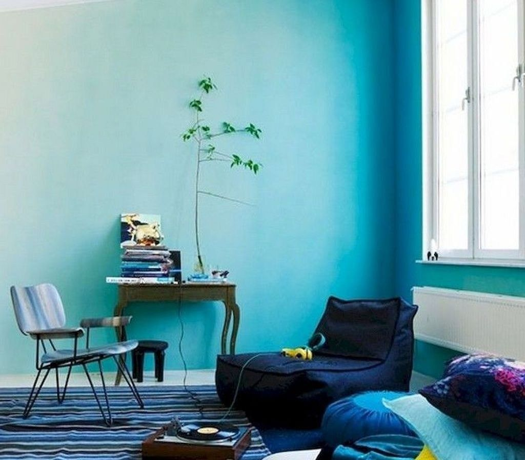 10 Stunning Wall Painting Designs Pictures For Living Room