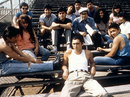 Edge Of Ed Stand And Deliver On The Stand Part 1 Stand And Deliver High School Movies High School Fun