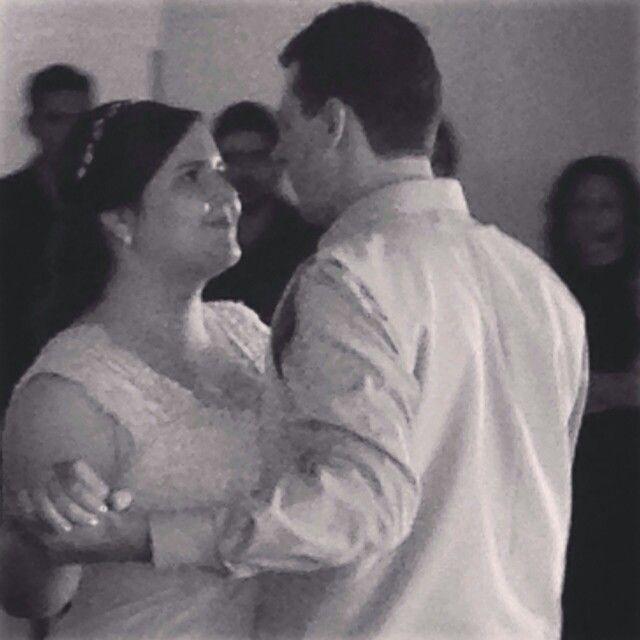 Meu casamento #bebelefael 08/11/2014 #dança