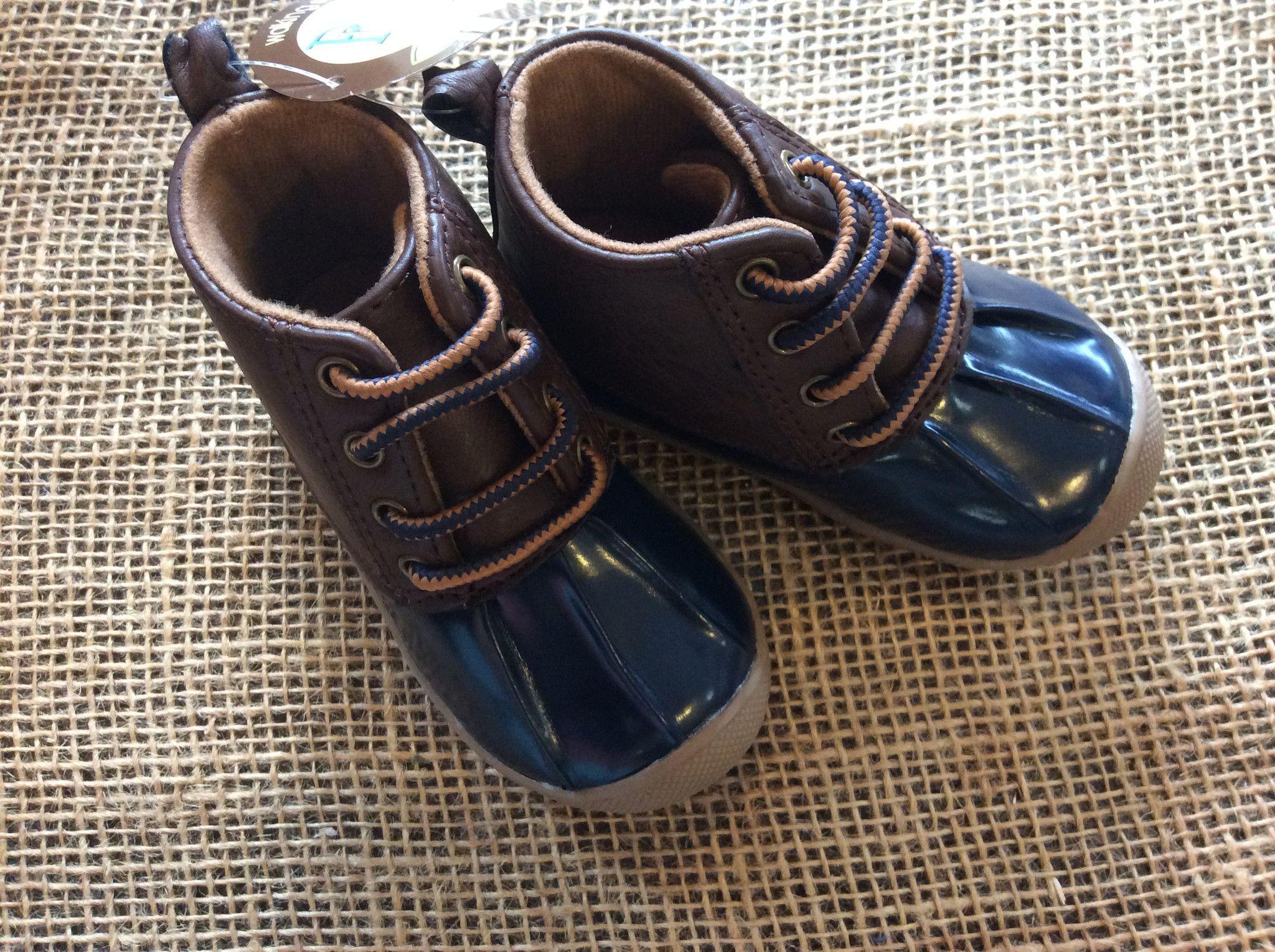 Boys deer boots Navy Blue