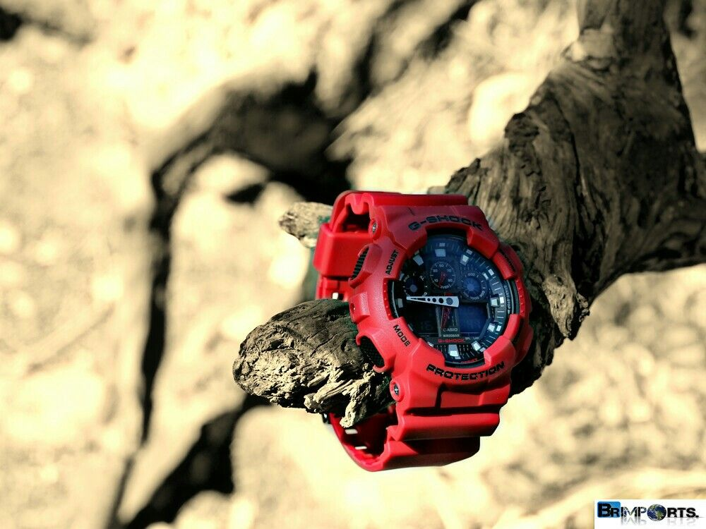 c4bb05e9404 O G-Shock revolucionou o mercado e desafiou os conceitos de resistência e  funcionalidade. Desde que foi lançado
