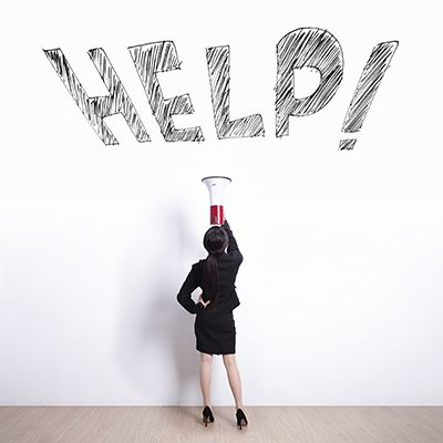 Turing the tide on asking for help