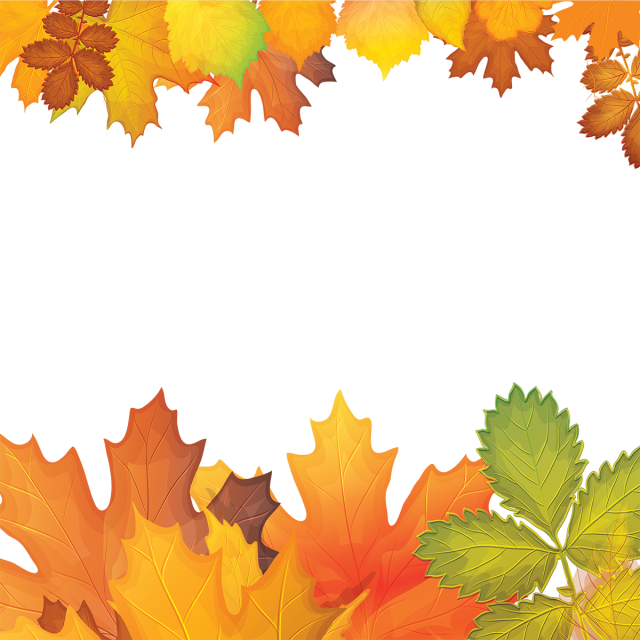 Autumn Background With Realistic Leaf Autumn Background Leaf Png And Vector With Transparent Background For Free Download Autumn Free Graphic Design Realistic