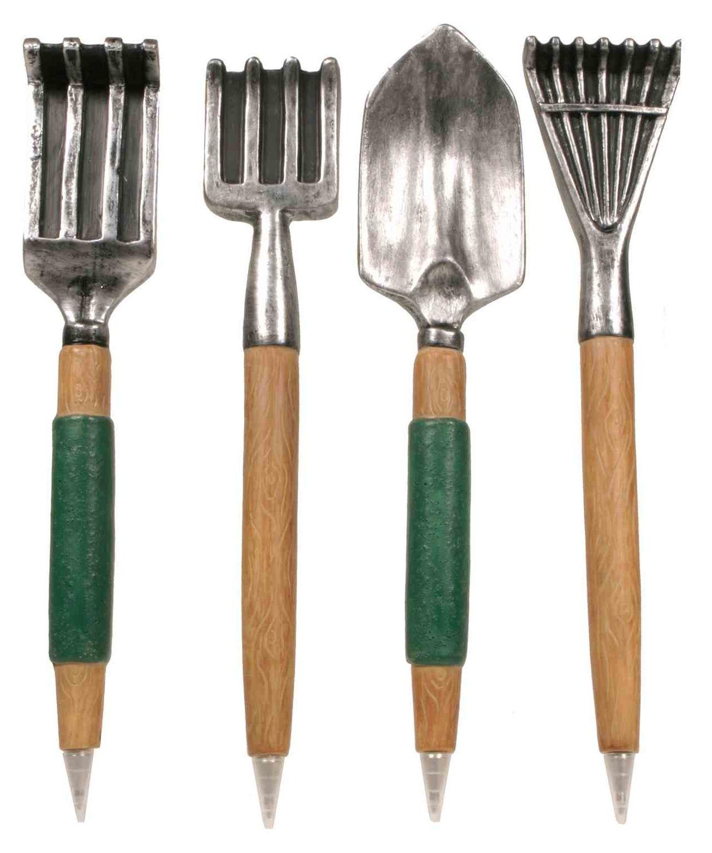 Garden tool pens set of 4 pen sets order form and layouts garden tool pens set of 4 publicscrutiny Choice Image