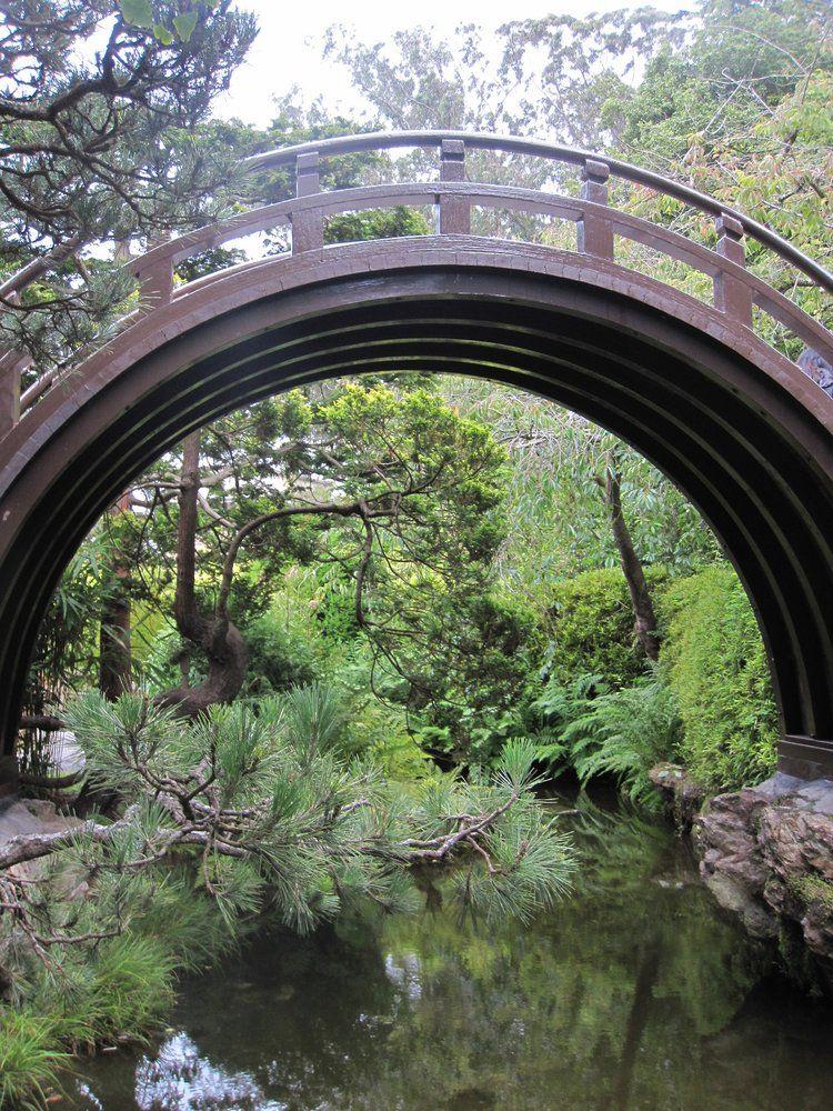 Japanese Tea Garden, San Francisco, CA Places in san