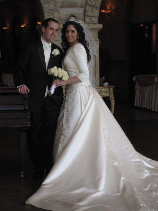 WeddingDressFantasy.com and CoutureDeBride.com modest wedding dress ...