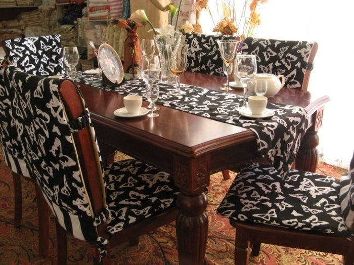 20 Interesting Dining Room Chair Cover Ideas | Dining Room ...