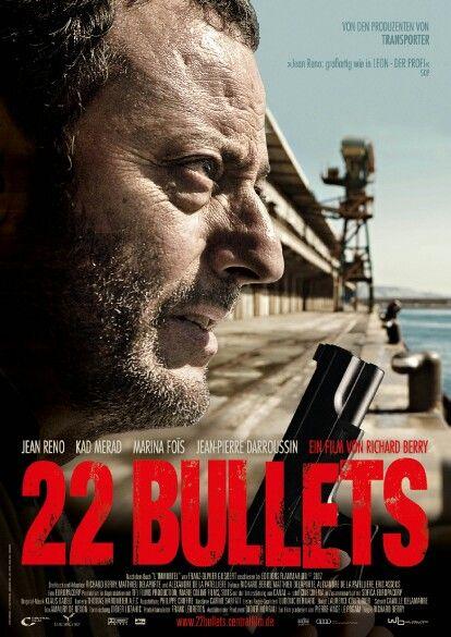 212 22 Balas El Inmortal 6 De Marzo Jean Reno Cine Peliculas
