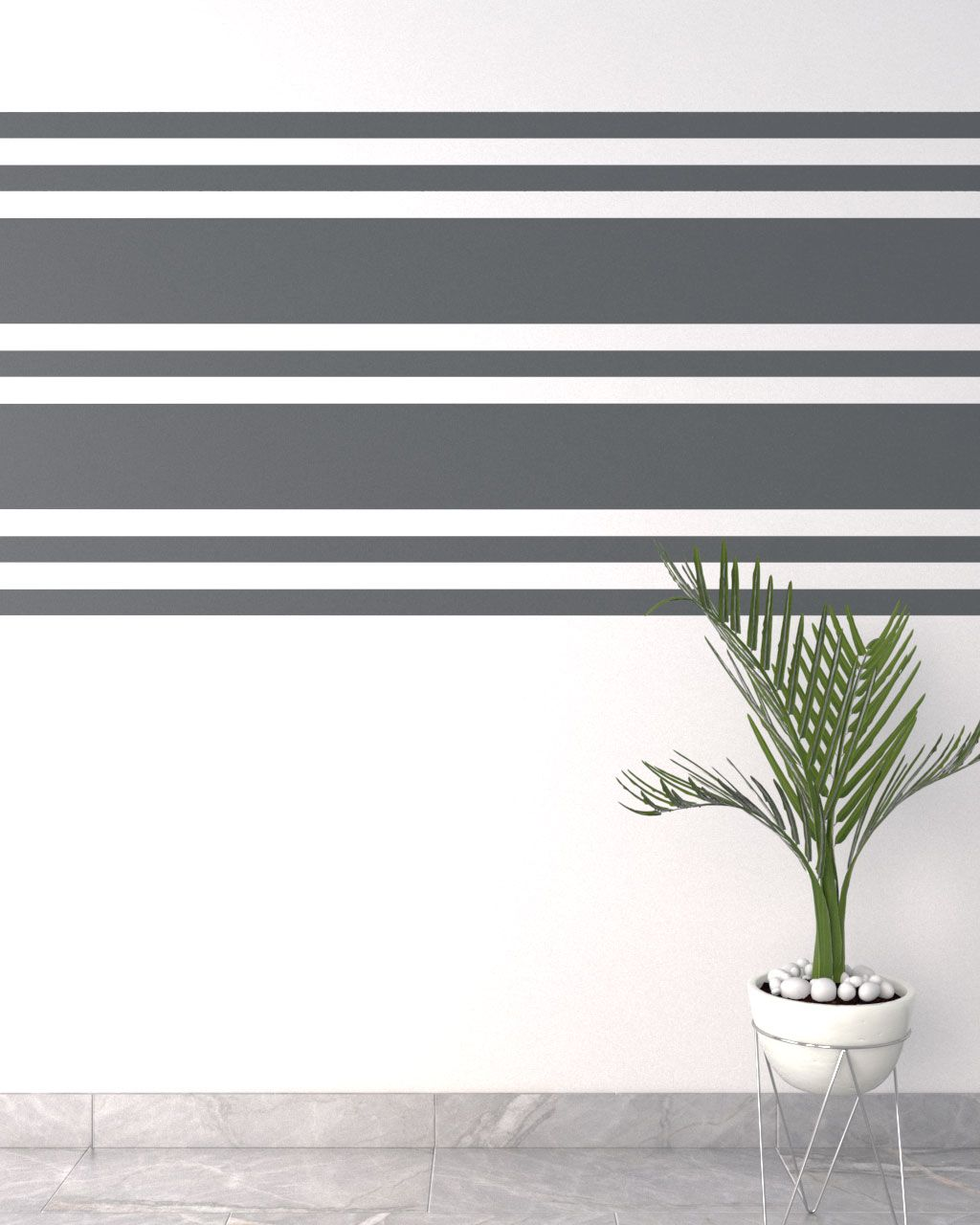 Room Design Com: Simple, Clean And Elegant White And Grey Horizontal