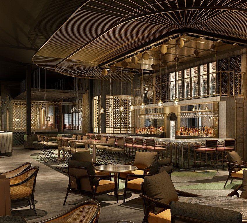 Best Interior Designideas: Louis Vuitton S First-Ever Caf /Restaurant By Peter Marino