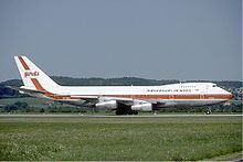 Garuda Indonesia Very Old Livery With Images National