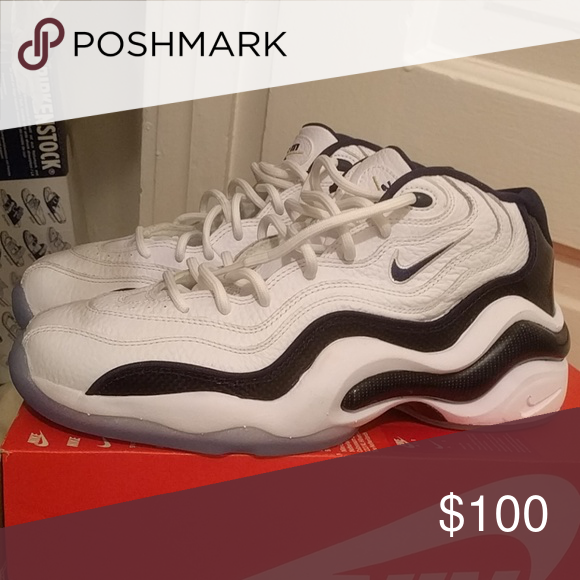 New Nike Air Zoom Flight 96 size 9 Mens. Olympic ColorsPenny HardawayNike  AirAthletic ShoesPenniesNike ...