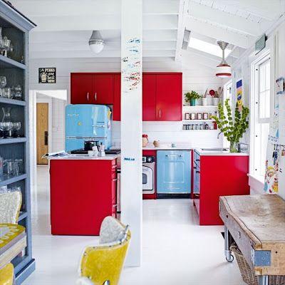 Estilo Vintage en la Cocina | Decorar tu casa es facilisimo.com