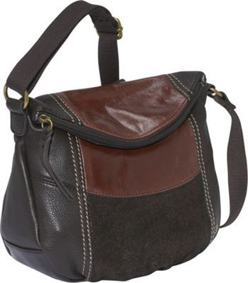 The Sak Deena Crossbody Flap Teak Multi - via eBags.com ...