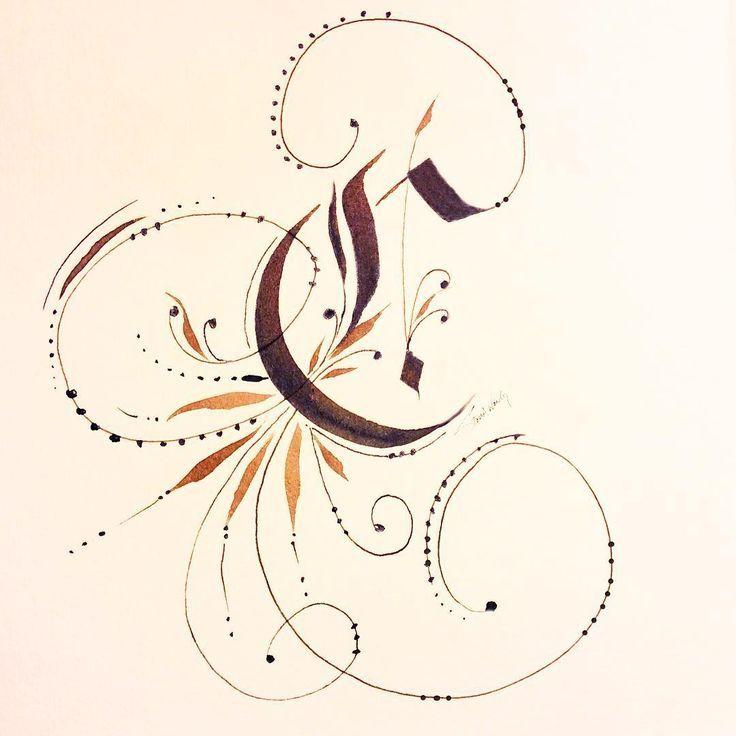 blackletter calligraphy
