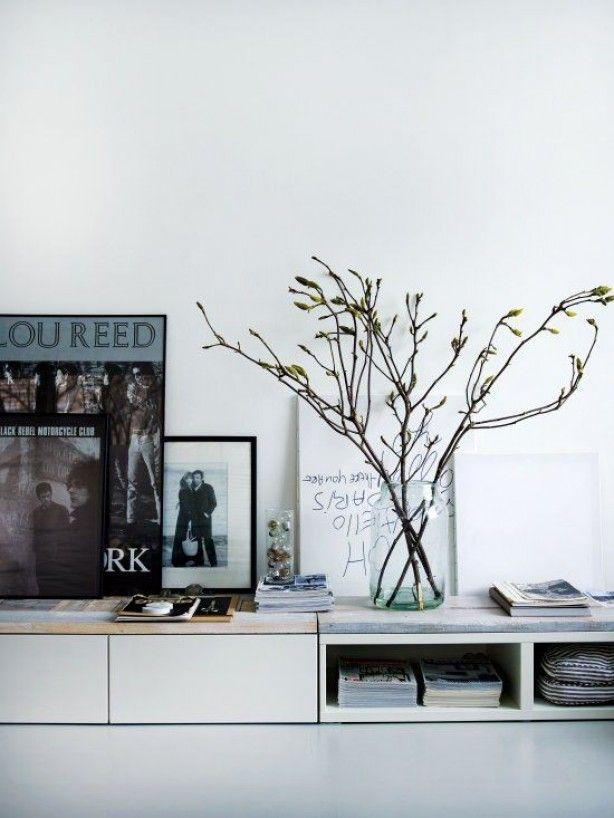 Idee En Sfeer Voor Tv Kast Decoratie Door Ydevos Kast Decoratie Scandinavisch Huis Interieur