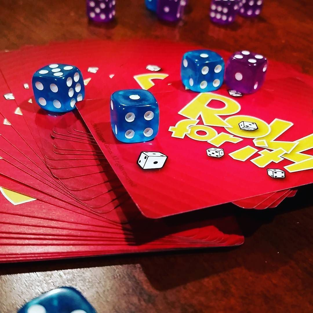 Roll For It This Game Is Great Straight To The Point And Easy To