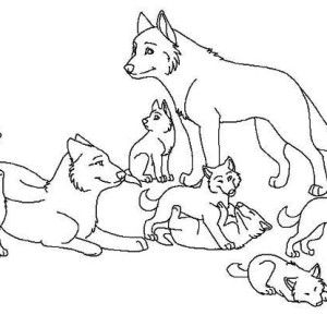 baby wolf coloring pages Wolf, Babies Wolf Coloring Page: Babies Wolf Coloring Page  baby wolf coloring pages