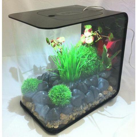 Black Biorb Flow Aquarium Biorb Flow Flow Aquarium Modern