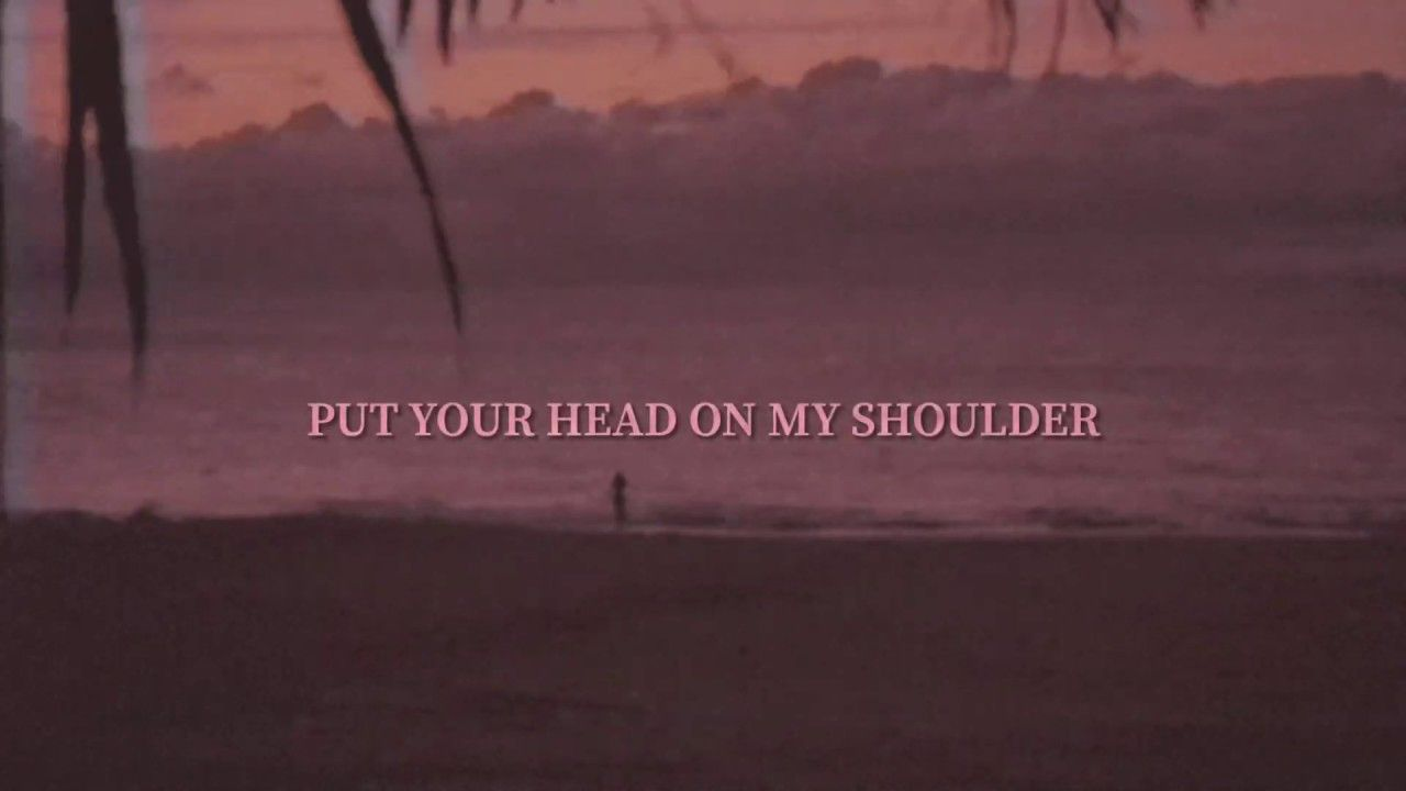Put Your Head On My Shoulder But It S Playing In Another Room It S Rai One Day Music Your Head Songs