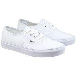 Vans Trainers Womens Authentic White  cbf141c6a5