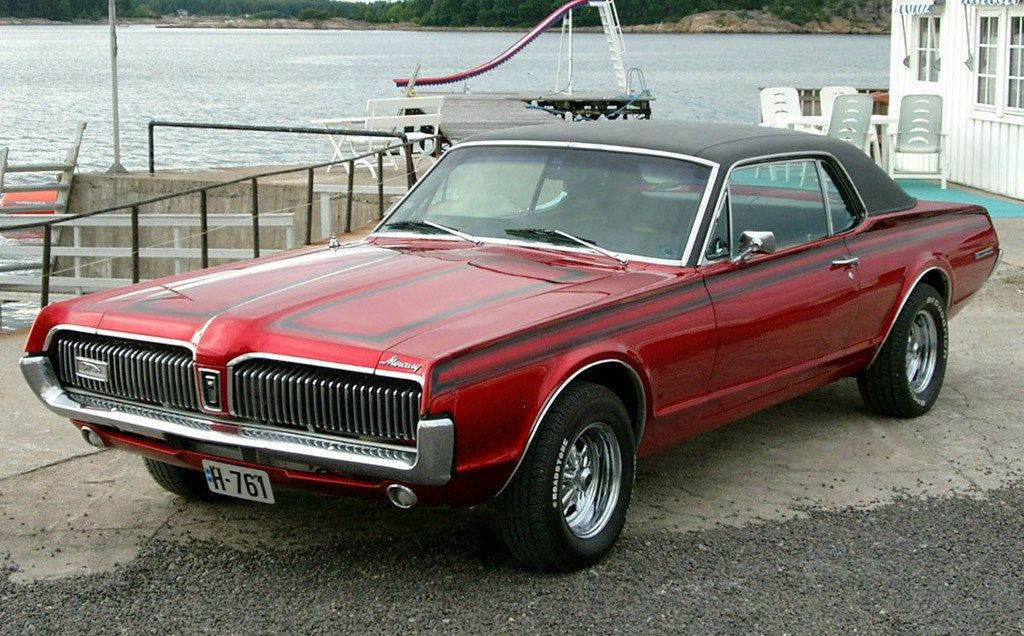 Pin On Muscle Cars