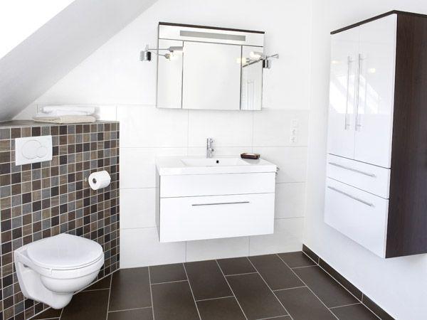 Mülleimer Badezimmer ~ Bad mit leichter dachschraege.jpg 600×450 bad pinterest