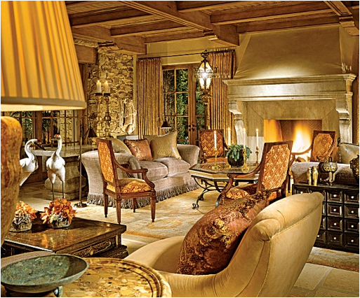 Key Interiors By Shinay Old World Living Room Design Ideas Tuscan Decorating Living Room Tuscan Living Rooms Traditional Design Living Room