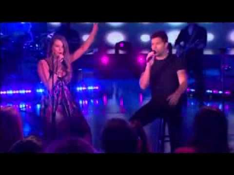 Ricky Martin And Joss Stone The Best Thing About Me Is You