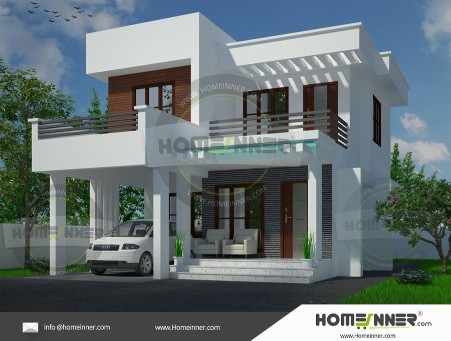 1530 Sq Ft 3 Bhk Beautiful Home Plan Duplex House Design House Blueprints Kerala House Design
