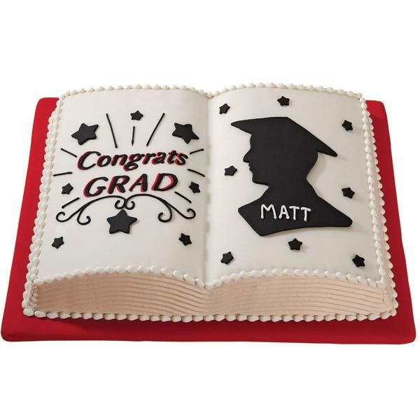 A Study In Success Cake This Stunning Graduation Cake Features A