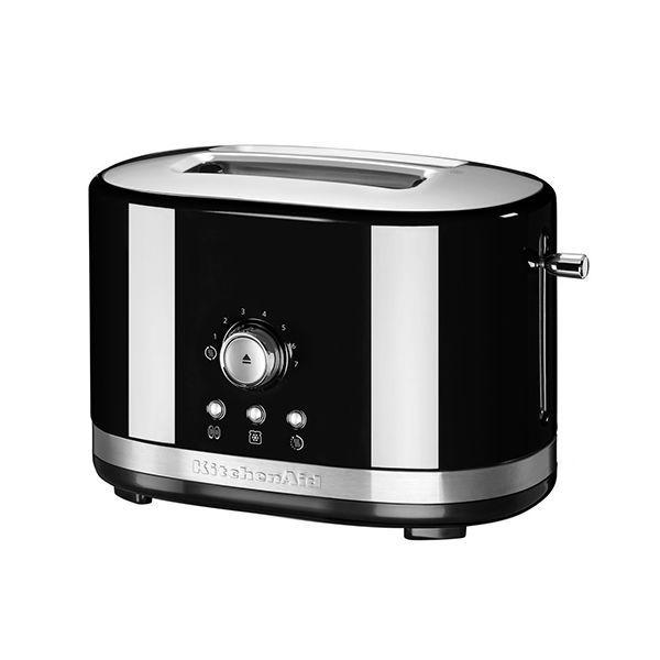 Best Kitchenaid Onyx Black Manual Control Toaster Countertop 400 x 300