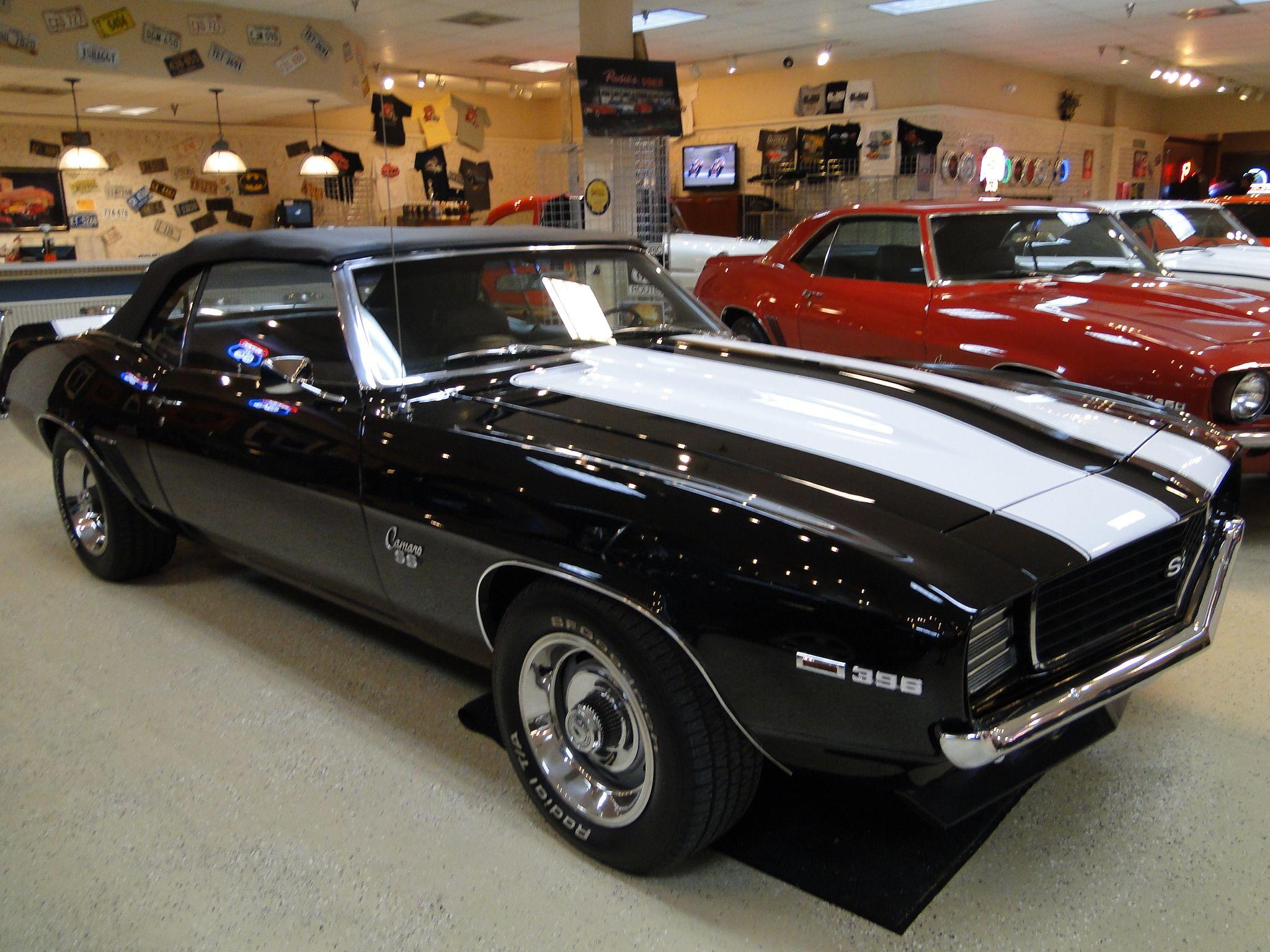 Superieur An Original 1969 RS/SS 396 Convertible. Camaro Ss 1969Camaro RsCar  ChevroletPontiac BonnevilleMuscle ...