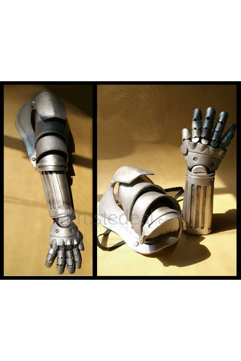 Fullmetal Alchemist Edward Elric Automail Arm, for your ...