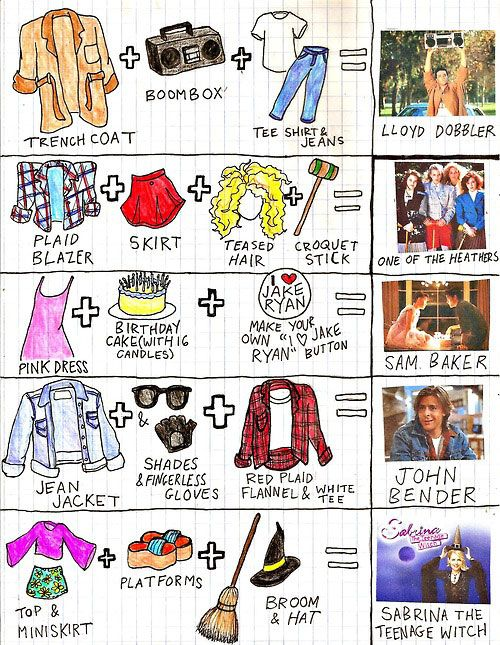 Quick Last Minute Halloween Costumes Guide , StyleFrizz