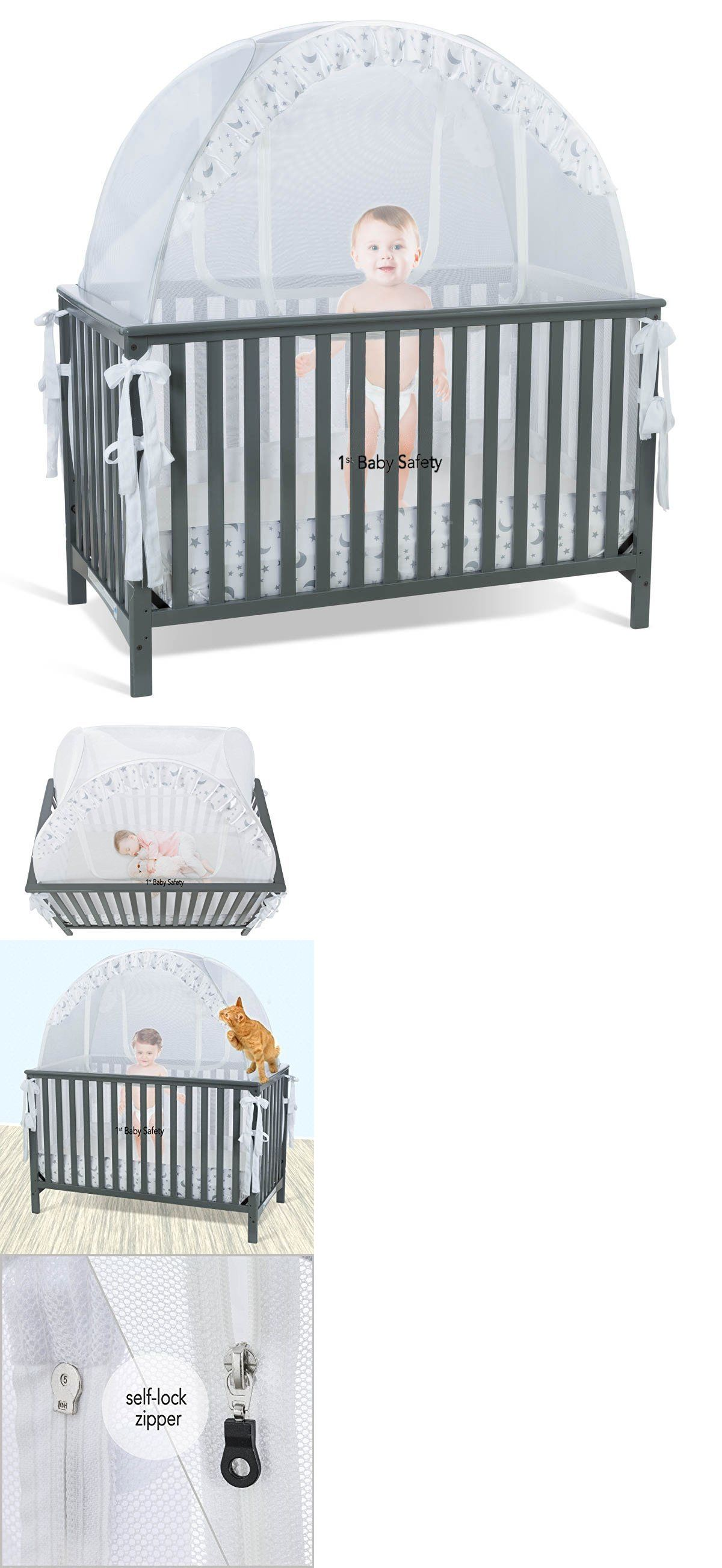 Canopies and Netting 180905 Baby Crib Tent Safety Net Pop Up Canopy Cover - Never  sc 1 st  Pinterest & Canopies and Netting 180905: Baby Crib Tent Safety Net Pop Up ...