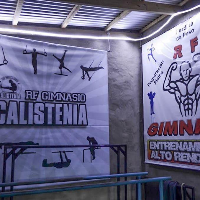 #rfgimnasio #crossfit #funcional #calisteniaargentina #calisthenics #wushu #boxeo #mma #sanda #sansh...