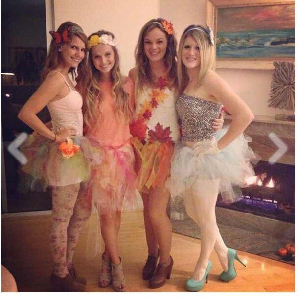 Danielle Gerbe (daniellegerbe) on Pinterest - halloween costume ideas for friends