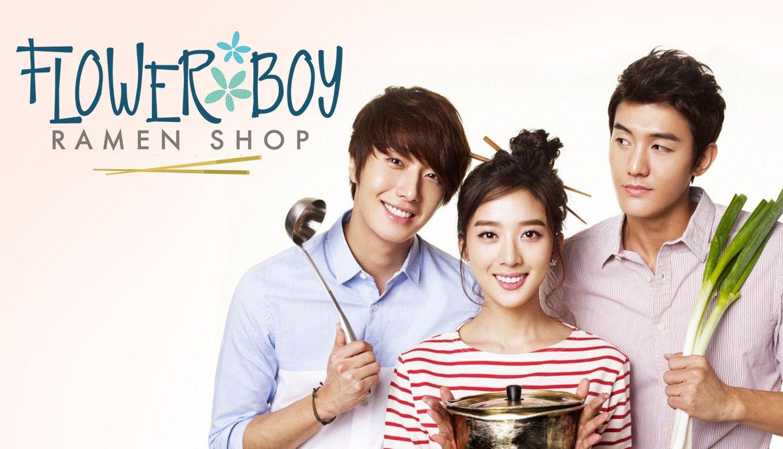Pin on 꽃미남 라면 가게(Flower Boy Ramen Shop)