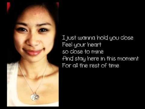 I Dont Wanna Miss A Thing Jessica Sanchez Lyrics Jessica