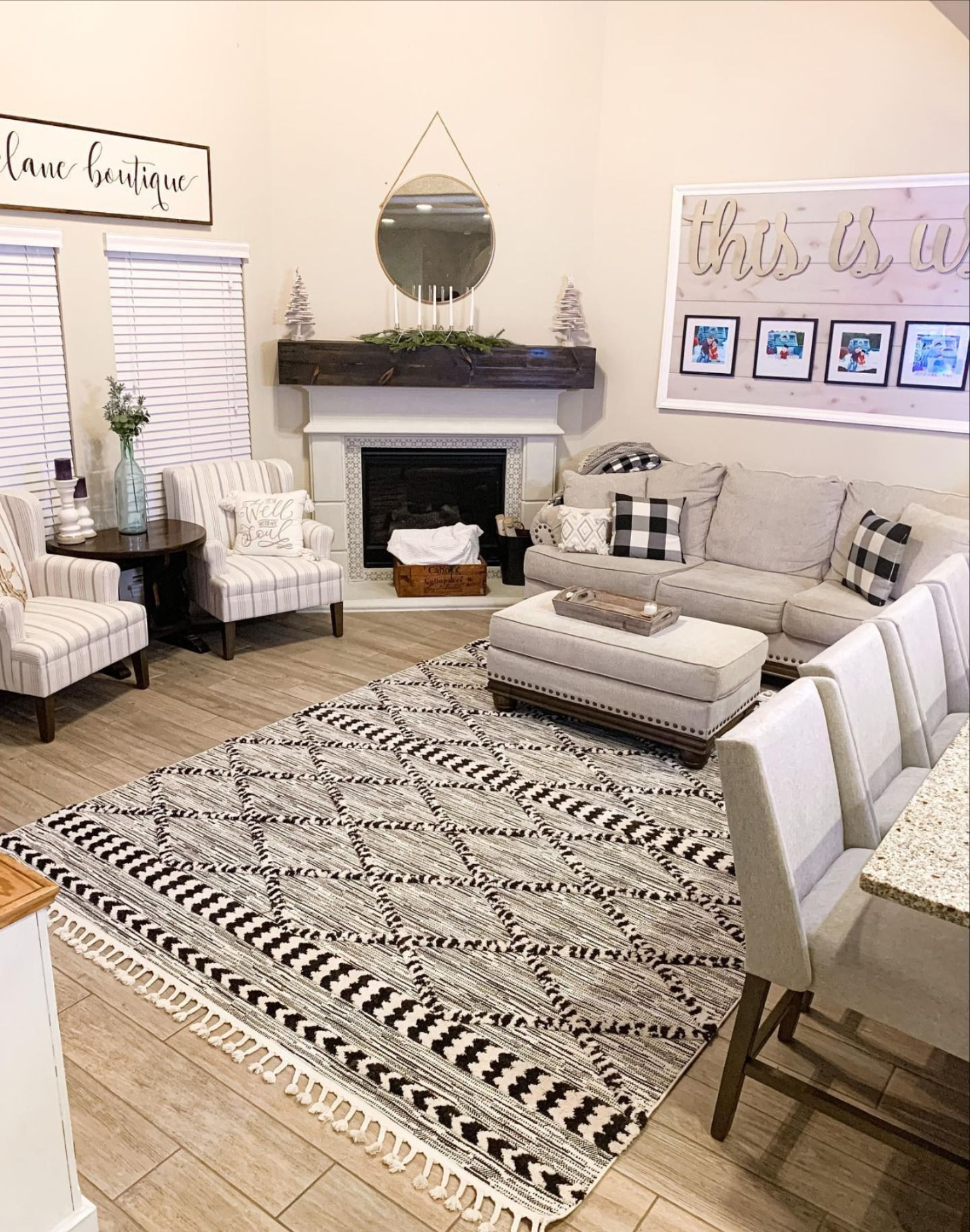 Warrandyte Area Rug In 2020 Living Room Designs Dining Room Design Farm House Living Room #white #farmhouse #living #room